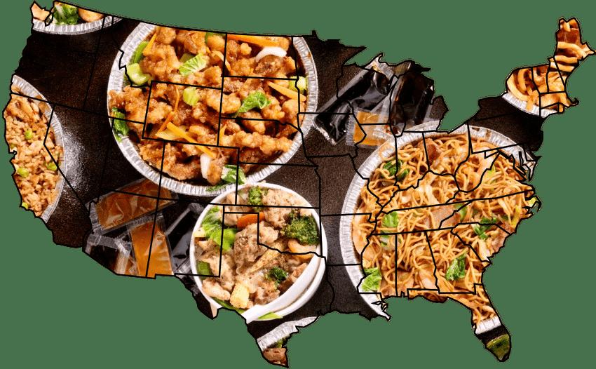 China Kitchen Nationwide Chinese Food Chain